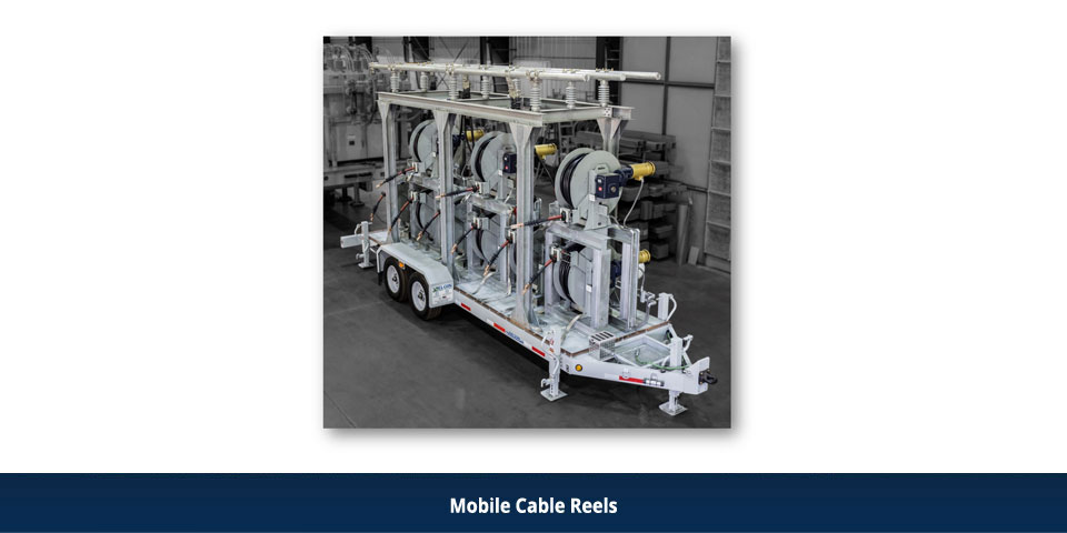 Mobile Cable Reels