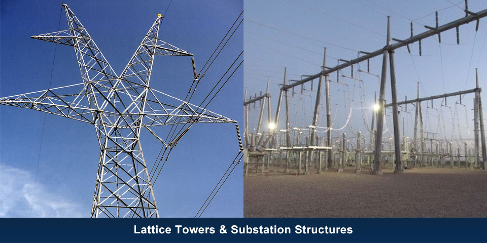 lattice-towers-substation-structures