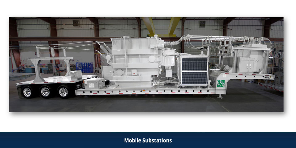 Mobile Substations